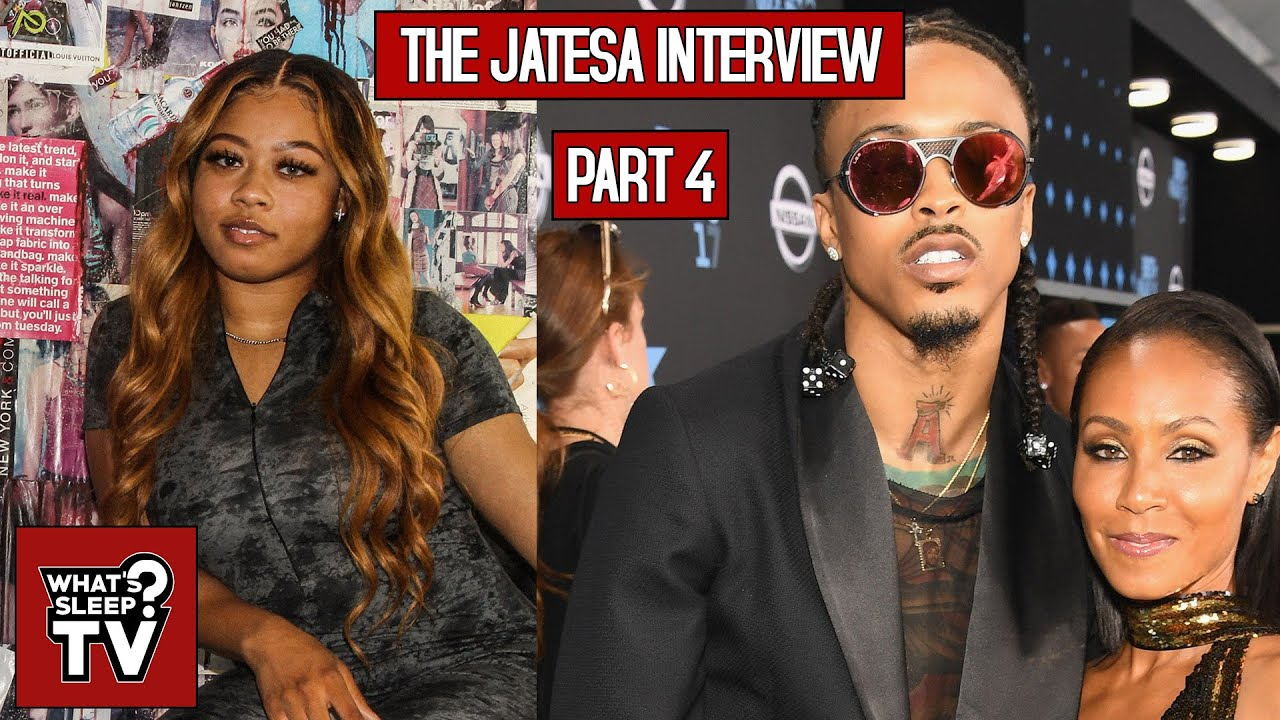 "JaTesa On Jada Pinkett Smith & August Alsina ""How You Let Your Side Dude Fall In Love With You?"""
