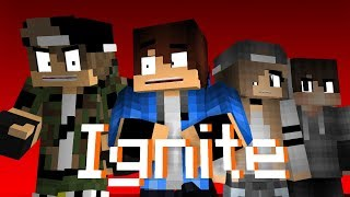 Ignite ( Spectre 2 ) -  Minecraft Music Video thumbnail