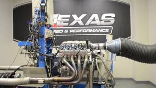 "Texas Speed Stage 4 LS3 235/248 .649""/.615"" Camshaft"