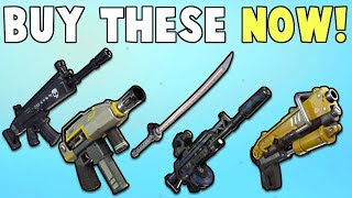 What Comes With The Founder's Packs? Buyer's Guide! | Fortnite Save The World News