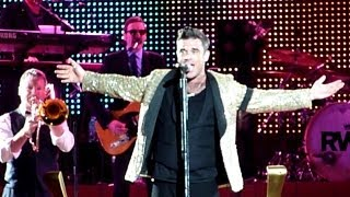 Robbie Williams - Candy & Hot Fudge (Live - Etihad Stadium, Manchester UK, June 2013)