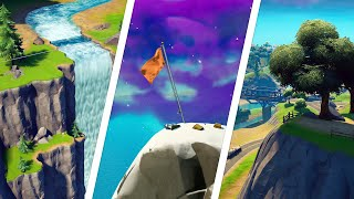 Visit Scenic Spot, Gorgeous Gorge, and Mount Kay All Locations - Fortnite