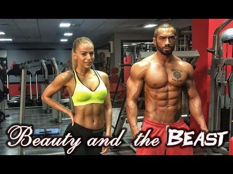 Lazar Angelov Chest workout - Gym Motivation