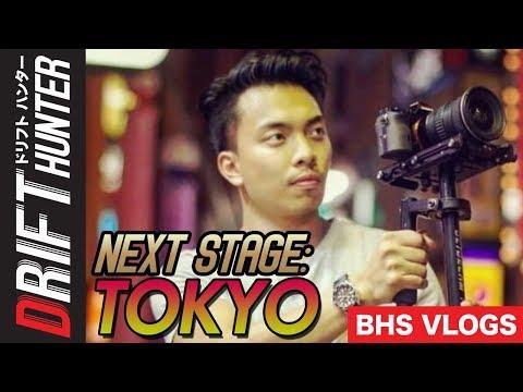 Moving to TOKYO!!! | Drift Hunter Vlog