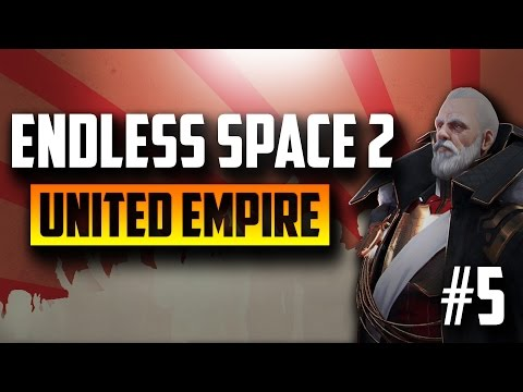 Endless Space 2 - Approval | Let's Play Endless Space 2 United Empire Civilization Gameplay
