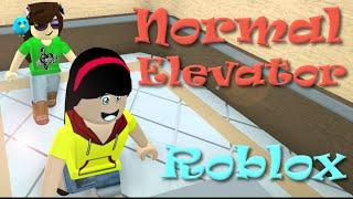 ROBLOX | The Normal Elevator | SallyGreenGamer | DollasticPlays