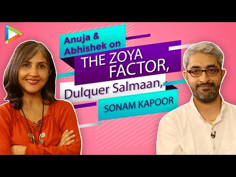 """""""Dulquer Salmaan Was The Only One Who Fit The Bill"""": Abhishek   The Zoya Factor   Anuja   Sonam"""