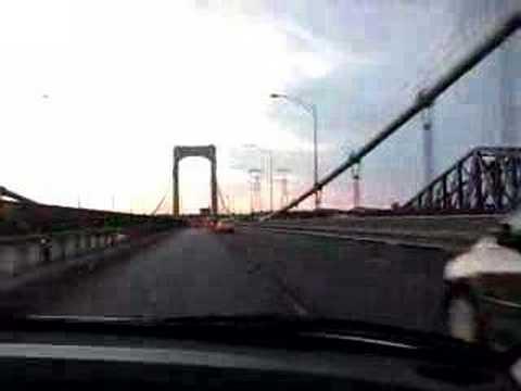 sur la route de Quebec - pont