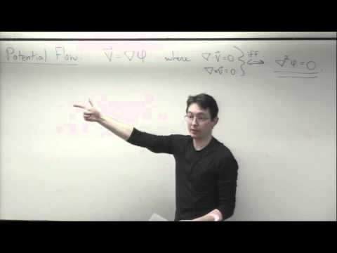 ME564 Lecture 27: Potential Flow, Stream Functions, And Examples
