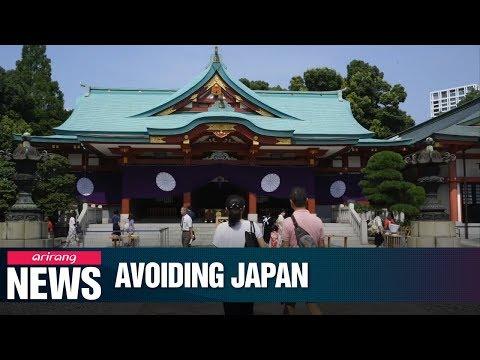 Seoul-Tokyo trade row damaging Japan's tourism industry