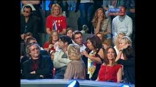 Евровидение 2012: Виктория Пьер-Мари и Татьяна Веденеева