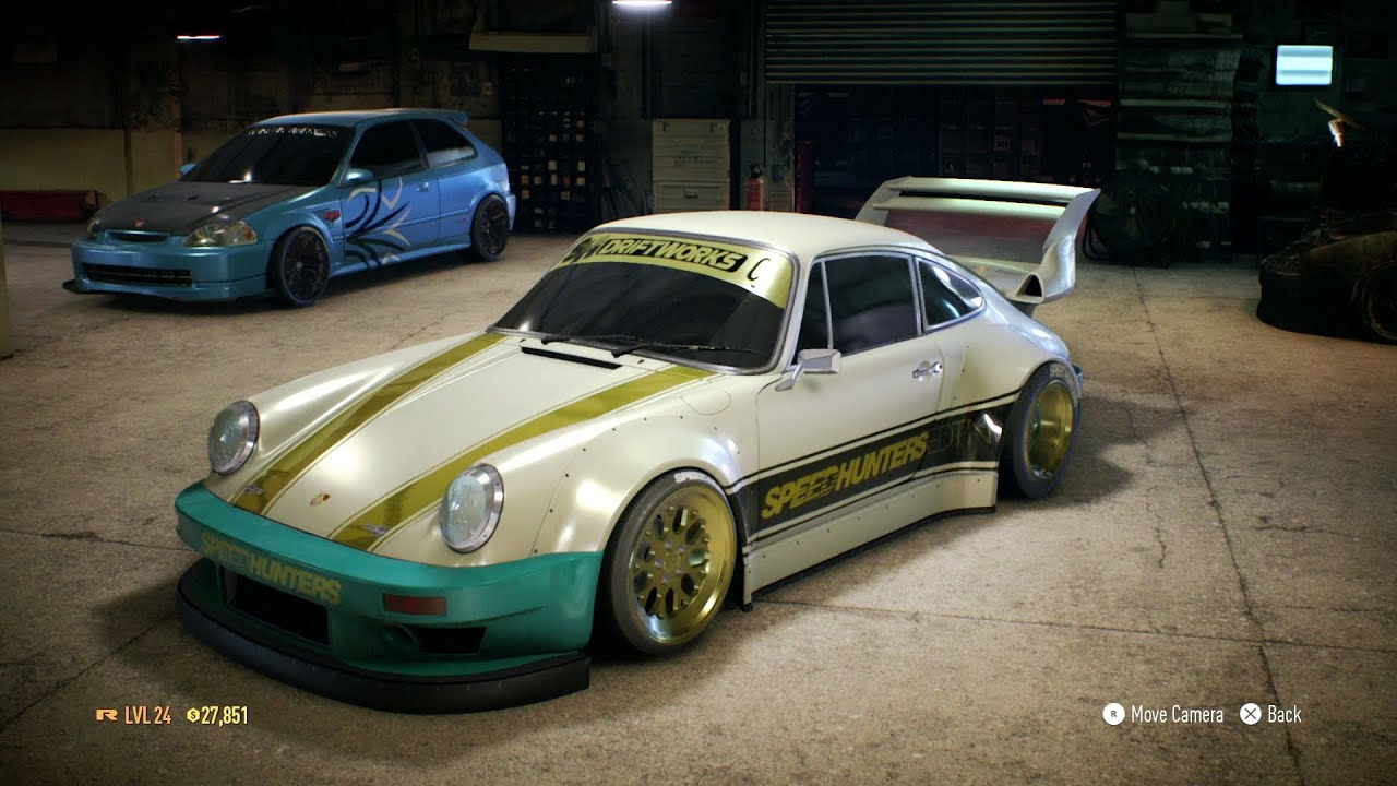 need for speed 2015 porsche 911 carrera rsr best car to customization youtube. Black Bedroom Furniture Sets. Home Design Ideas