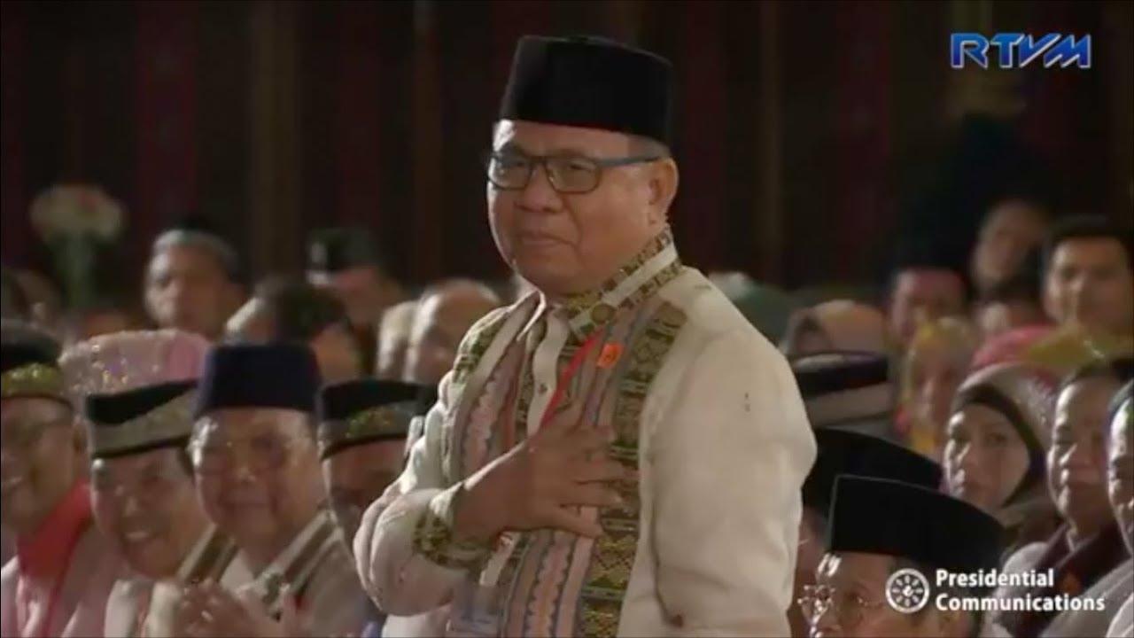 MILF chair Murad is interim BARMM chief minister