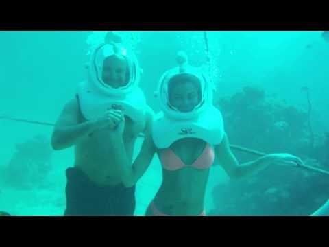 SeaTrek in Grand Cayman Islands - Cruise Feb 2016