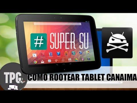 Como Rootear Tablet Canaima Con SuperSU Facil