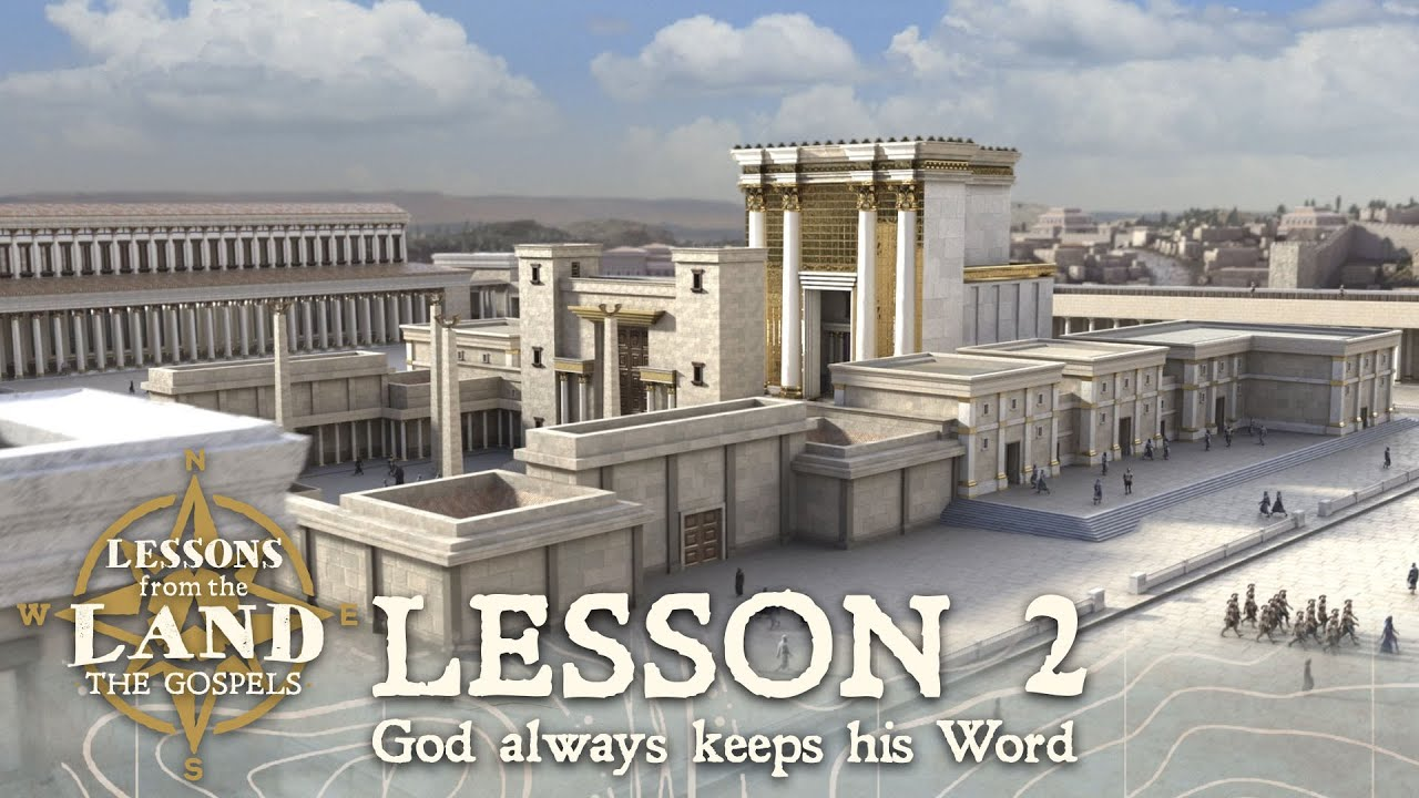Lessons from the Land: The Gospels (Appian Media)