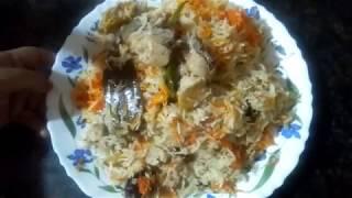 Mughlai chicken biryani / best homemade recipe