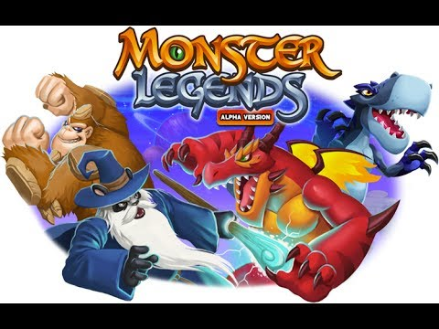 Monster Legends Pirata#2014 Vídeos De Viagens
