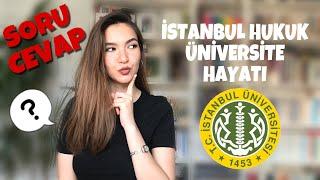 İSTANBUL HUKUK ve ÜNİVERSİTE HAYATI ile ilgili sorularınızı cevapladım/ İÜHF mi Ankara Hukuk mu? :)