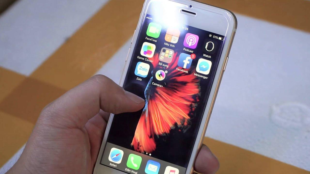 Cách phân biệt iPhone 5s giả iPhone 6s