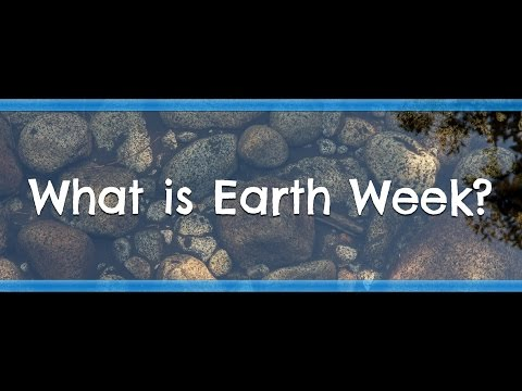 Earth Week 2017 Call to Play