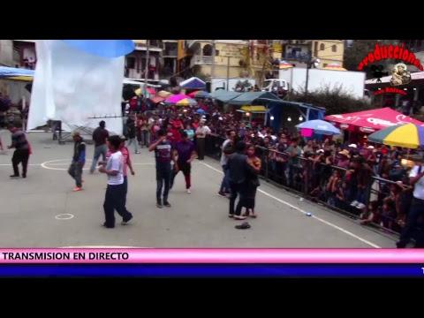 Concierto con LOS FRANCOS En San Antonio Palopó 2017