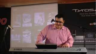 Repeat youtube video Michel Voncken  10 Jahre TYROS (1-4)