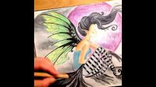 Drawing a Fairy