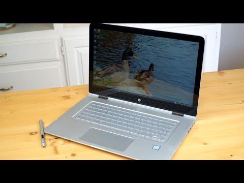 "HP Spectre x360 15t Review -- 15.6"" Windows Convertible"