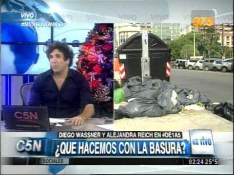 C5N - DE1A5: QUE HACEMOS CON LA BASURA