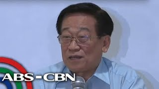 ANC Live: Macalintal: Bongbong Marcos' allegations are 'fake news' (1)