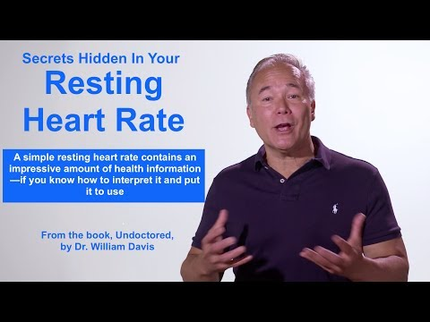 Secrets Hidden in Your Resting Heart Rate