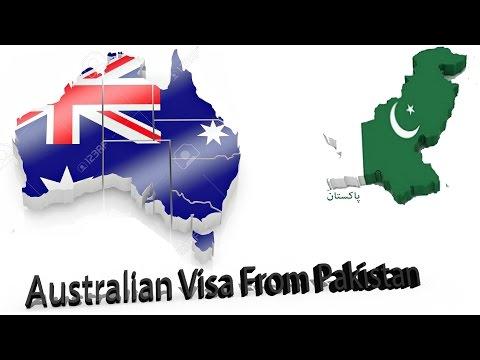 How to Get Australia Student Visa from Pakistan