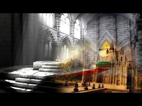 """OoT """"Temple of Time"""" Remix: Prayers Sung by the Hylian Chamber Choir"""