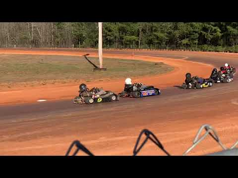 Senior Stock - Dawgwood Speedway - March 2019