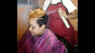 Black Hair Salon Houston/Pearland | Black Women short hair cuts