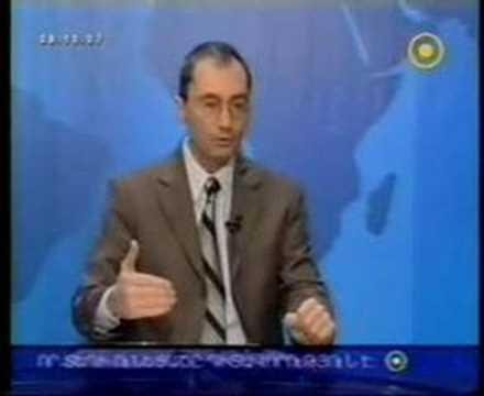 Armen Ayvazyan Epikentron News Program on Kentron TV Part 1