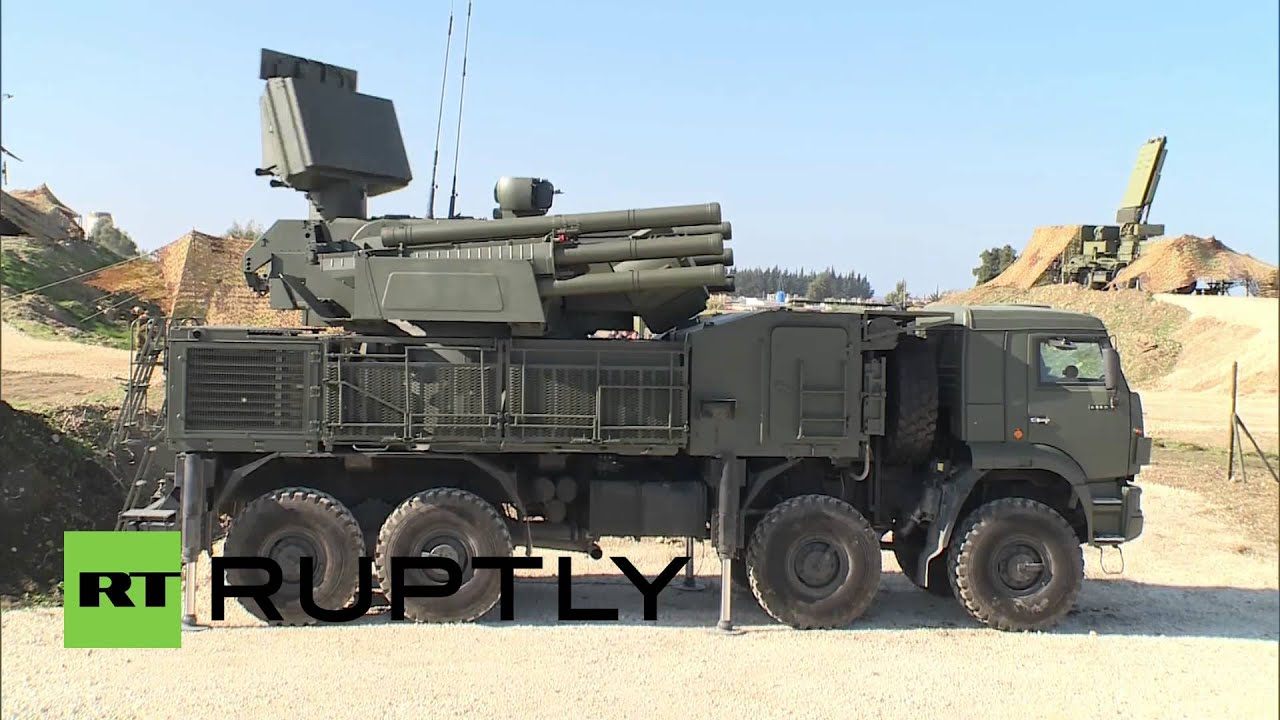 Syria: Russia's S-400 missile system flexes its guns at ...