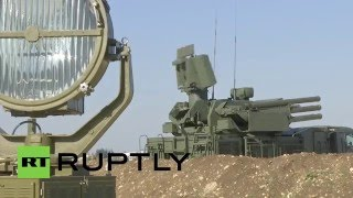 Syria: Russia's S-400 missile system flexes its guns at Hmeymim airbase