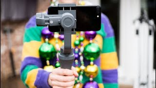 DJI OSMO Mobile 2 - Professional Looking Video and Time Lapse with an iPhone -