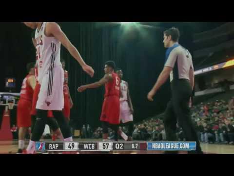 Game Highlights: Raptors 905 at Windy City Bulls - January 7, 2017