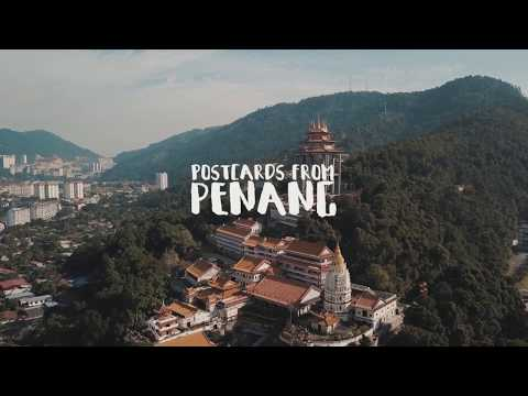 Postcards from Penang - Visual Guide | The Travel Intern