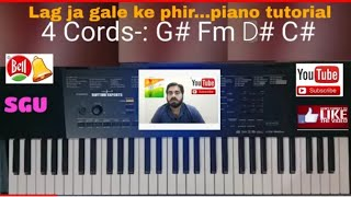 Lag ja gale Piano tutorial by Akhilesh-Part 1.mp3