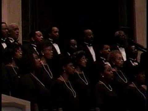 Moses Hogan Chorale - Elijah Rock