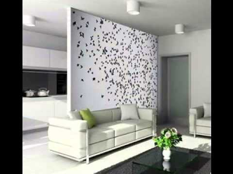 Wall art decor ideas - YouTube