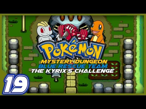 LanturnJoe's Pokémon Mystery Dungeon Blue Rescue Team The Kyrix's Challenge Part 19