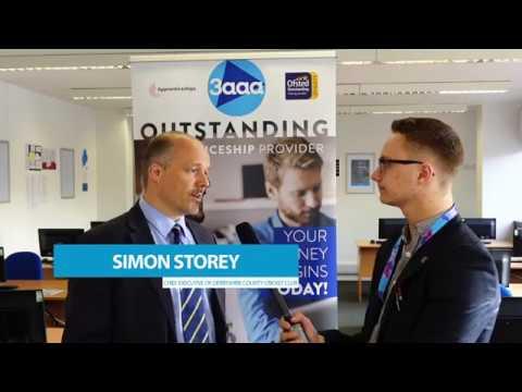3aaa Apprenticeships | Marketing Derby Bondholder Breakfast