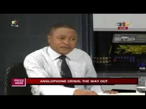 Breaking News. Press men and some prominent me in Cameroon give reason fun r dialog in S C crisis