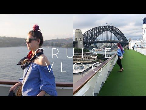 Cruise Vlog with my Boyfriend   Sydney to Moreton Island