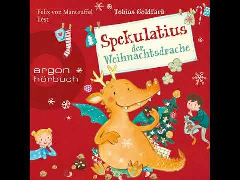 Spekulatius der Weihnachtsdrache YouTube Hörbuch Trailer auf Deutsch